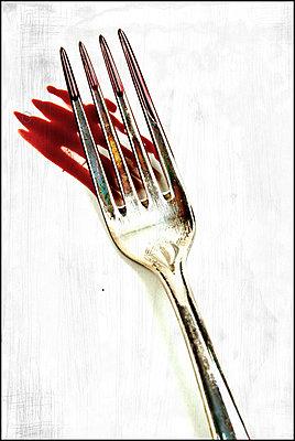 Blood - p451m710209 by Anja Weber-Decker