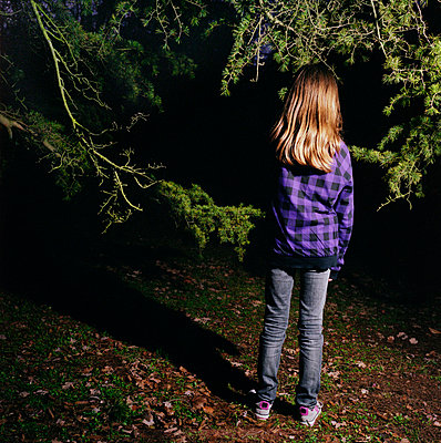 Alone in the dark - p9510048 by Caterina Sansone