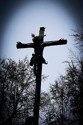 Kruzifix - p1149m1193356 von Yvonne Röder