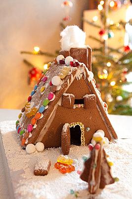 Weihnachtszeit - p454m2063662 von Lubitz + Dorner