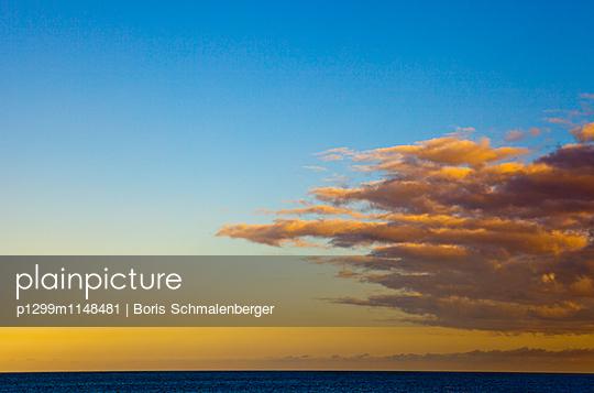 Sonnenuntergang - p1299m1148481 von Boris Schmalenberger