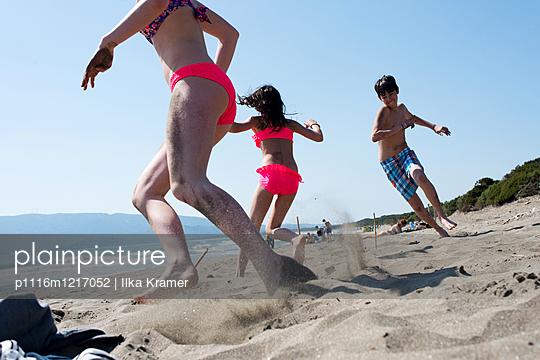 Baden am Meer - p1116m1217052 von Ilka Kramer