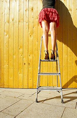 Mini skirt - p0451423 by Jasmin Sander