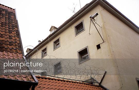 Gefängnis in Lüneburg - p0190218 von Hartmut Gerbsch