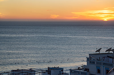 Morocco, Taghazout, Coast - p1167m2269941 by Maria Schiffer