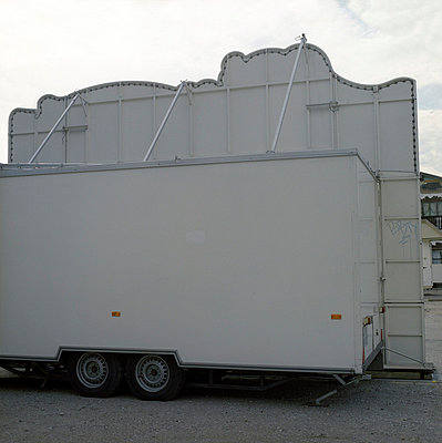 Zuckerwattenbude - p154m668861 von Nele Heitmeyer