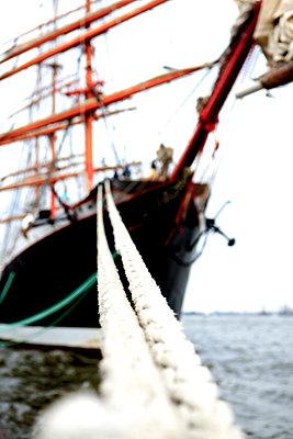 Sailing ship - p1790717 by Roland Schneider