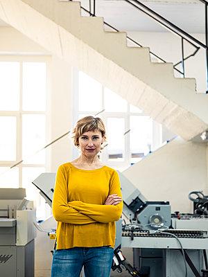 Essen, NRW, Deutschland, Druckerei, Produktion, w42 - p300m2282112 von Joseffson