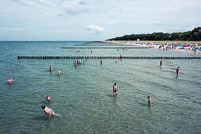 Sommer an der Ostsee - p354m1215305 von Andreas Süss