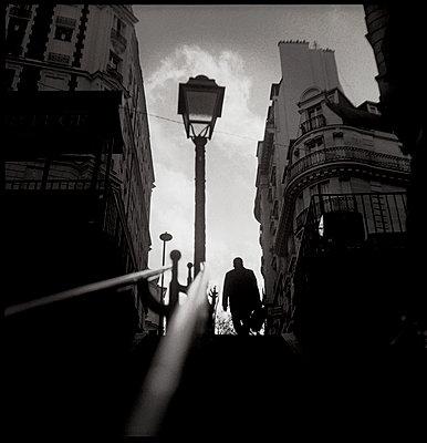 France, Paris, Pedestrian - p1654m2280245 by Alexis Bastin