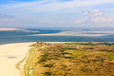 Lighthouse at Texel - p1120m925625 by Siebe Swart