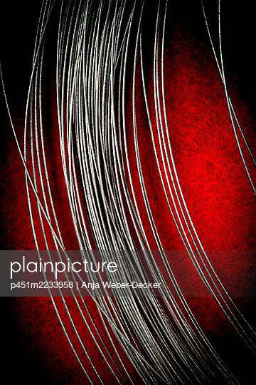 Wire - p451m2233958 by Anja Weber-Decker
