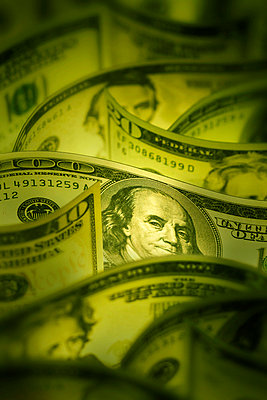 Dollar bill - p3940131 by Stephen Webster