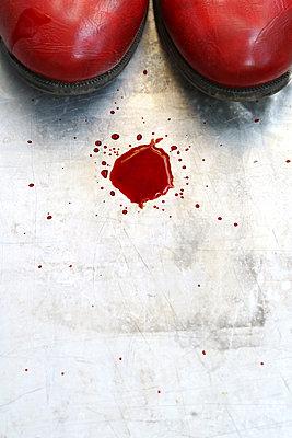 Bloodstain - p450m1586574 by Hanka Steidle
