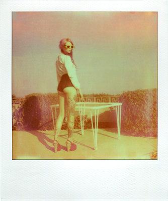 Polaroid - p930m791214 von Phillip Gätz