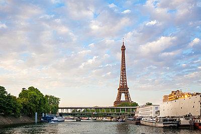Paris - p756m933795 von Bénédicte Lassalle