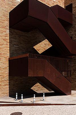 Außentreppe - p1340m2020688 von Christoph Lodewick