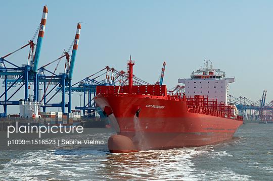 Containerterminal Bremerhaven - p1099m1516523 von Sabine Vielmo