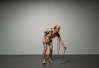 Cyborg - p1132m2027952 by Mischa Keijser