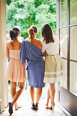 Wedding - p1167m962816 by Maria Schiffer