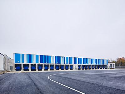 Logistics centre - p280m1137368 by victor s. brigola