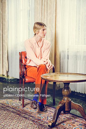 Side table - p904m1133665 by Stefanie Päffgen