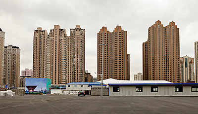 Shanghai - p910m778247 by Philippe Lesprit