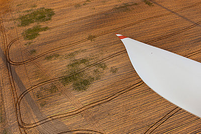 Rotor blade of a wind torbine - p1079m881323 by Ulrich Mertens