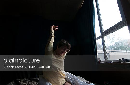 Aufwachen - p1457m1525310 von Katrin Saalfrank