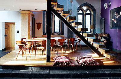 Mezzanine conversion of school church in Richmond  - p349m789900 by Brent Darby