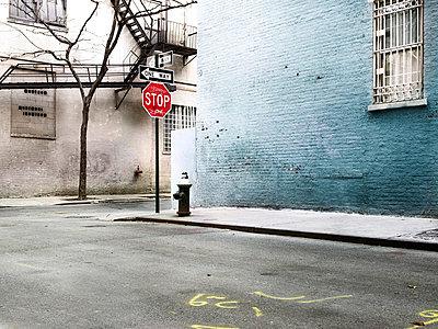 NYC Ecke - p1075m823421 von jocl