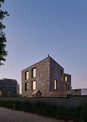 Neues Wohnhaus - p1119m2026748 von O. Mahlstedt