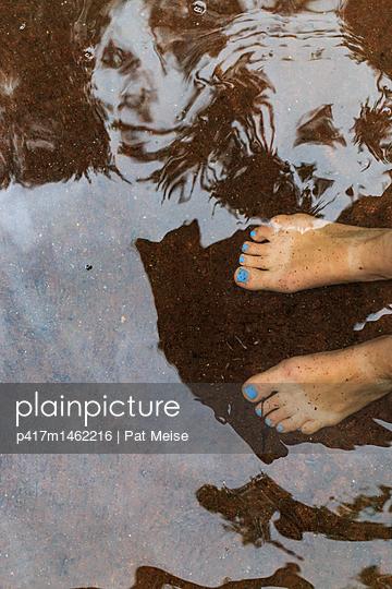 Füße - p417m1462216 von Pat Meise