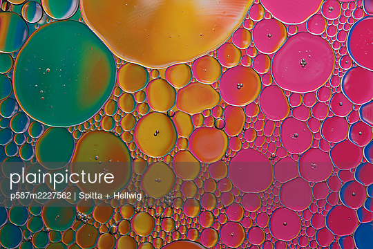 Rainbow Soup - p587m2227562 by Spitta + Hellwig