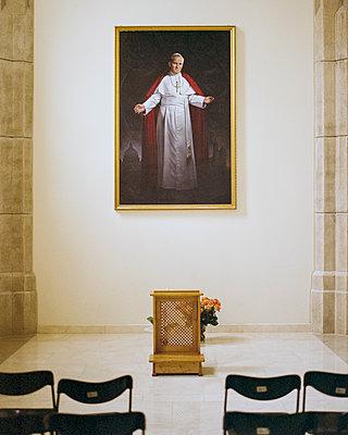 Johannes Paul II. - p1214m1531776 by Janusz Beck