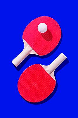 Ping pong - p1149m1592059 by Yvonne Röder