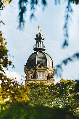 Alte Oberpostdirektion am Stephansplatz, Hamburg II - p1493m1584658 von Alexander Mertsch