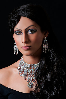 Beautiful indian woman - p7940432 by Mohamad Itani
