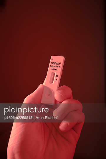 Point-of-care testing - p1626m2259818 by Arne Eichhof