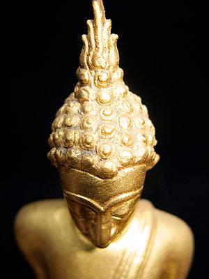 Buddha - p7280036 von Peter Nitsch