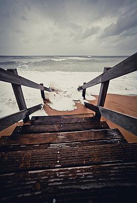Der Weg zum Meer - p916m956361 von the Glint