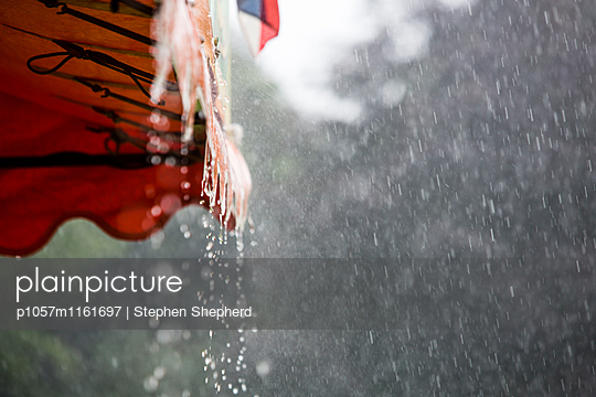Regentag - p1057m1161697 von Stephen Shepherd