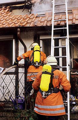Feuerwehreinsatz - p0460593 von Hexx