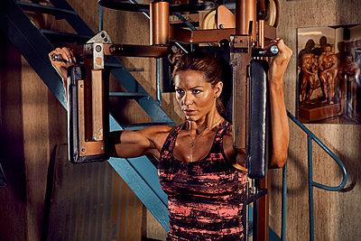 Bodybuilding - p1200m1161341 von Carsten Görling