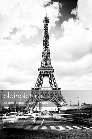 Paris - p416m1498012 von Jörg Dickmann Photography