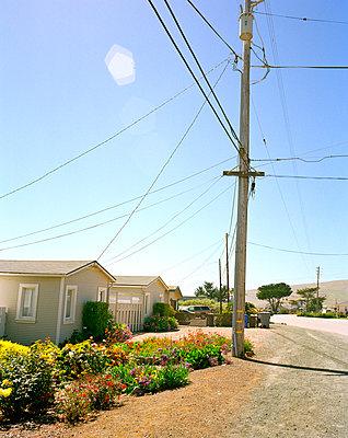 Kalifornien, Cayucos, Am Highway 1 - p1294m1201531 von Sabine Bungert