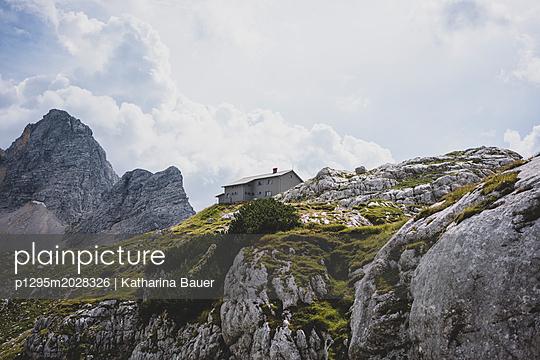 Berghütte  - p1295m2028326 von Katharina Bauer