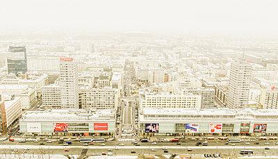 Warschau - p999m1015454 von Monika Kluza