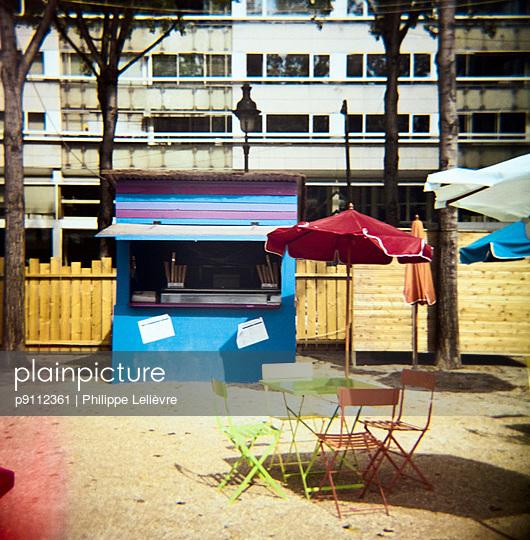 Eisstand - p9112361 von Philippe Lelièvre