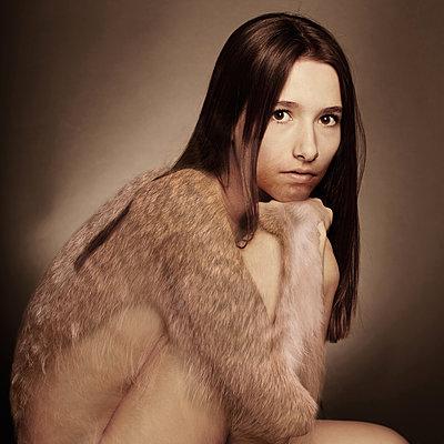 Wolfskind - p1376m1531798 von Melanie Haberkorn